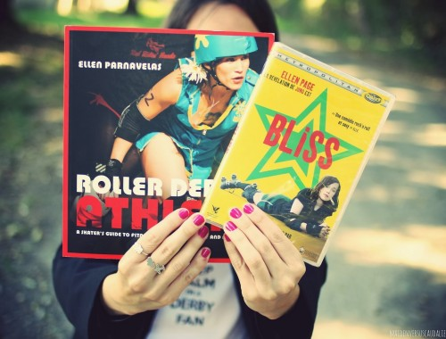 Livre-roller-derby-bliss