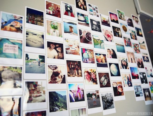 polaroid-wall-mur-photos-idée-déco-6