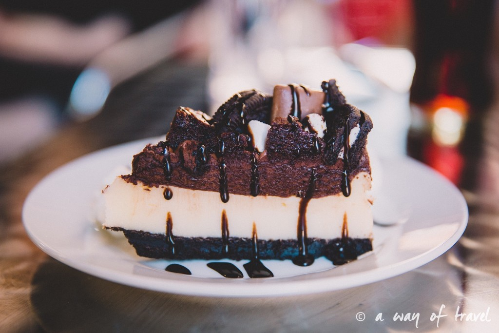 Marshalls diner restaurant 50s toulouse américain saint georges blog yelp cheesecake oreo 6
