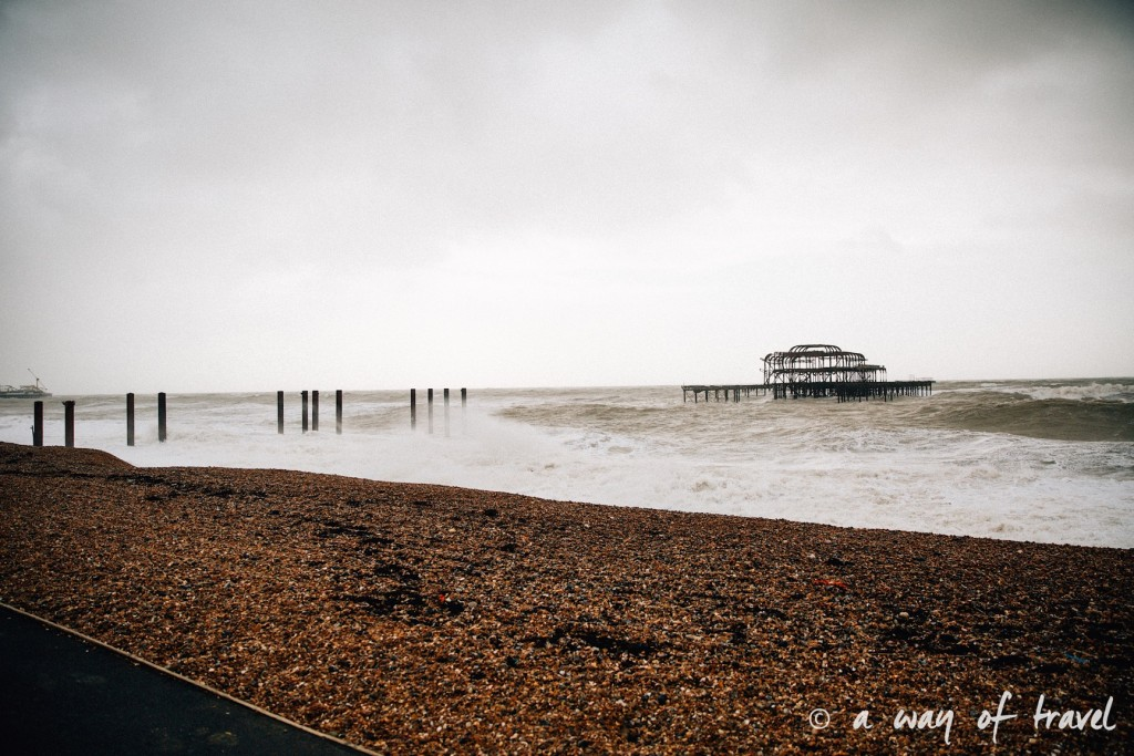 a way of travel blog voyage brighton angleterre visiter a voir 123 west pier