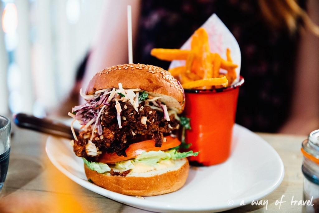 a way of travel blog voyage brighton angleterre visiter a voir 33 burger bill's