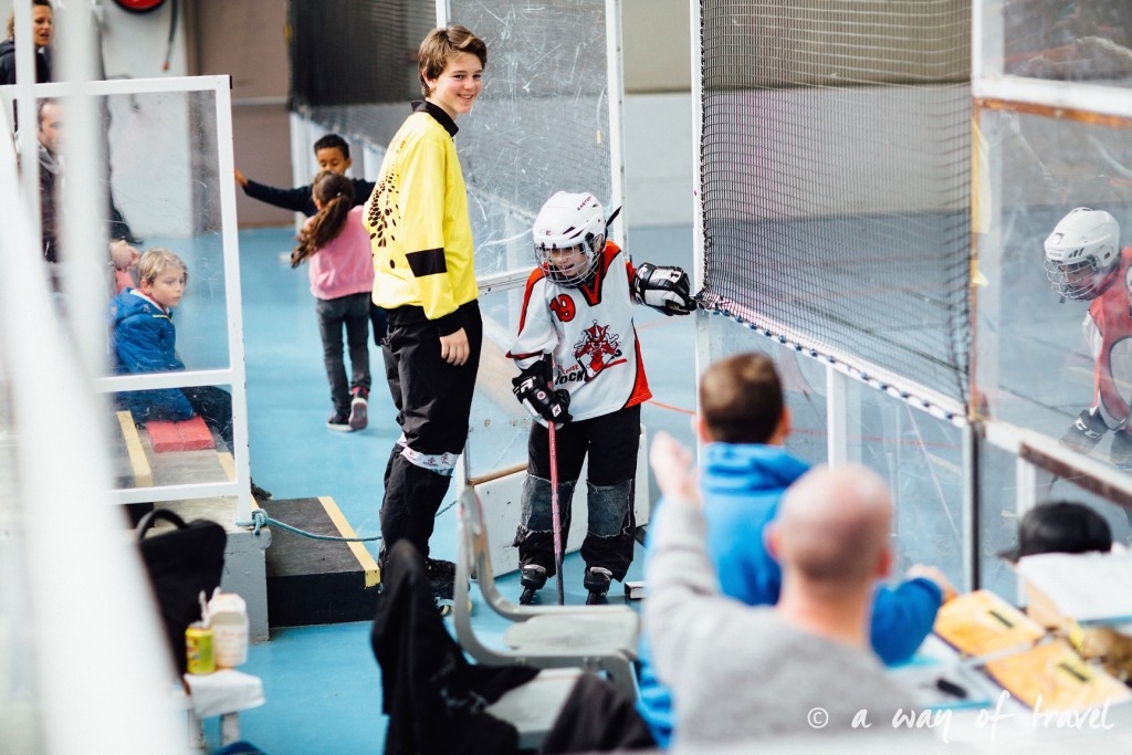 Roller hockey toulouse ramée junior 2
