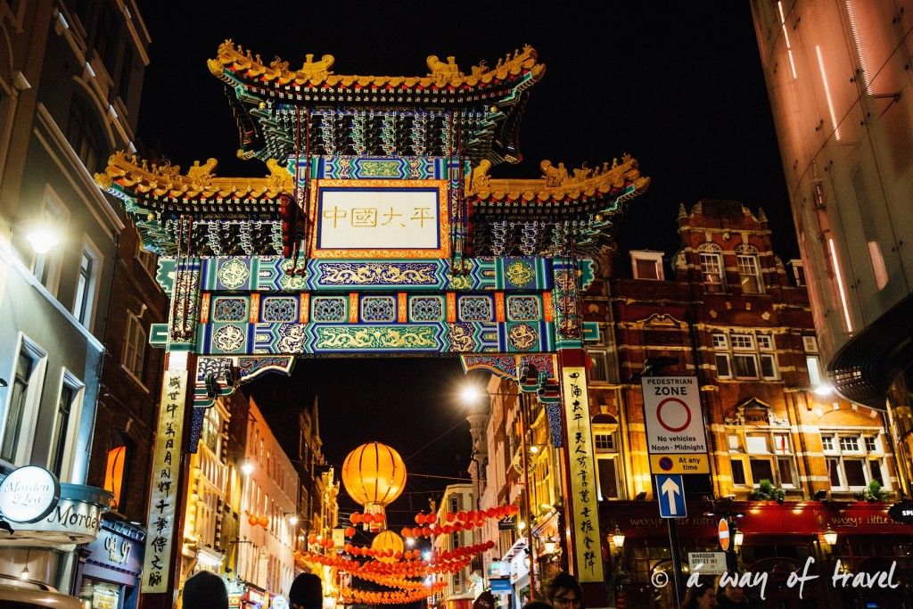 londres visiter a voir picadilly soho chinois nouvel an-2