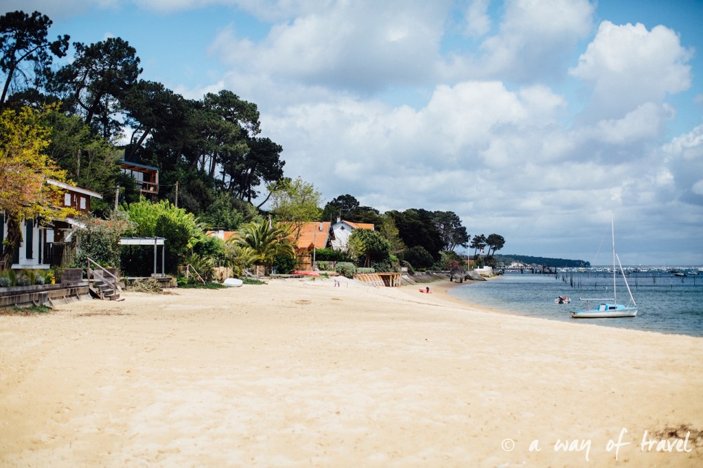 Week-end bassin arcachon cap ferret l'herbe village 10