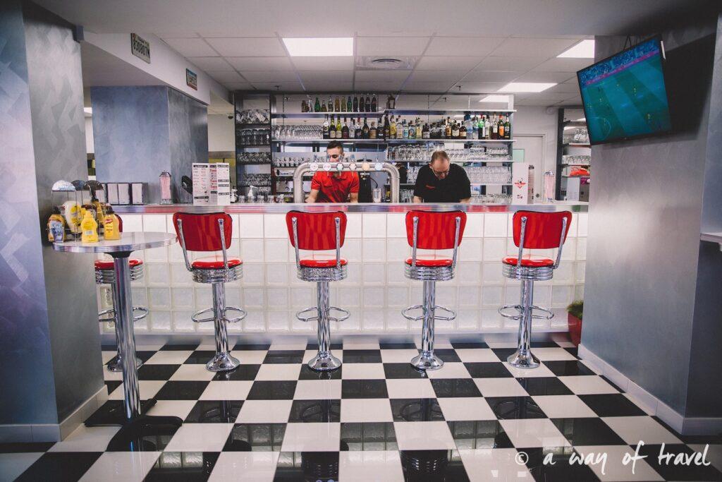 Marshalls diner restaurant 50s toulouse américain saint georges blog yelp cheesecake oreo 4