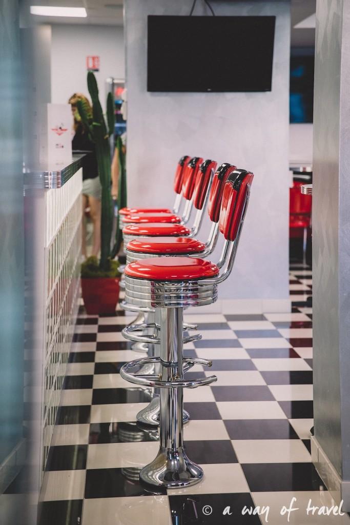 Marshalls diner restaurant 50s toulouse américain saint georges blog yelp cheesecake oreo 9