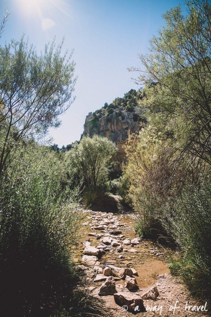 canyon mascun otin sierra de gara espagne randonnée pédestre blog voyage toulouse 1