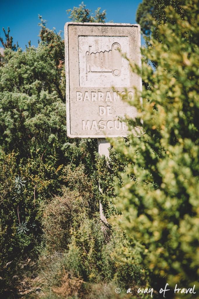 canyon mascun otin sierra de gara espagne randonnée pédestre blog voyage toulouse 10
