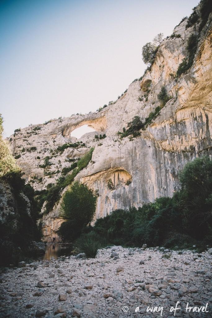 canyon mascun otin sierra de gara espagne randonnée pédestre blog voyage toulouse 11