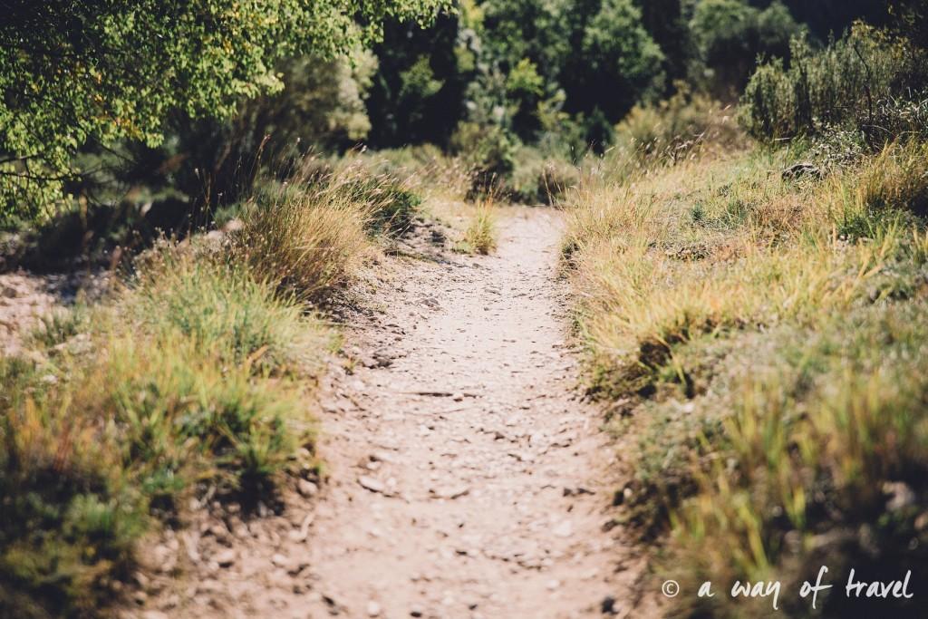 canyon mascun otin sierra de gara espagne randonnée pédestre blog voyage toulouse 4