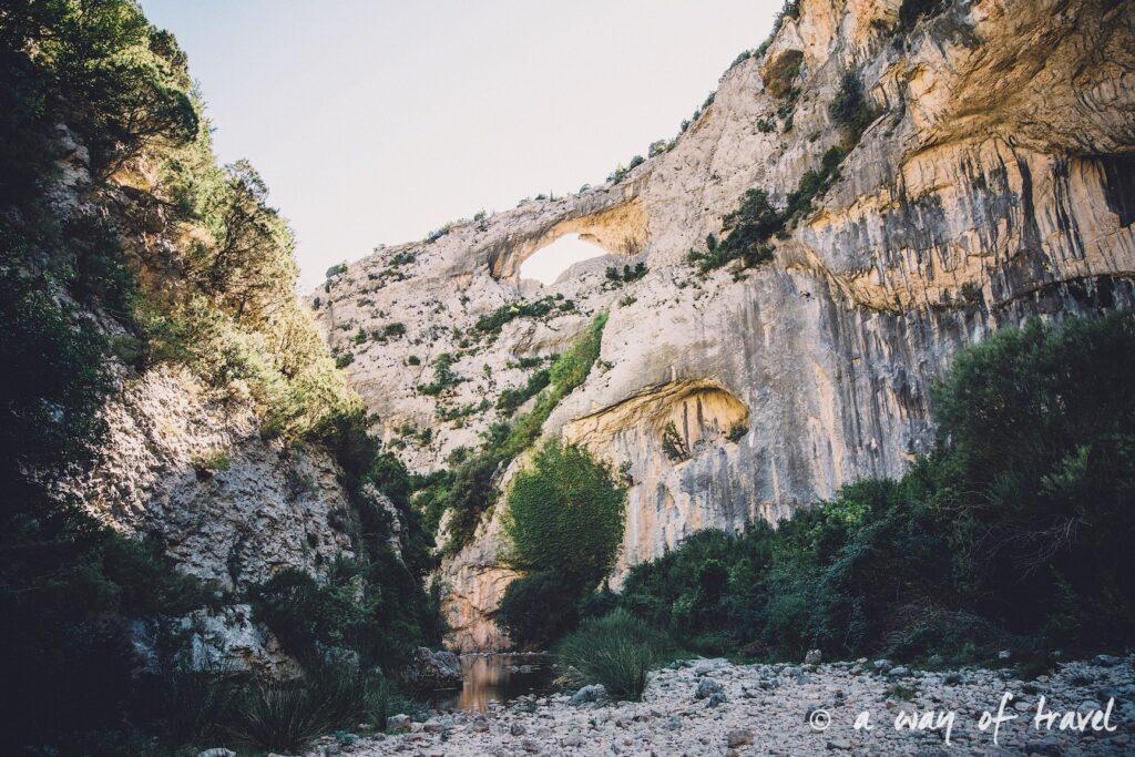 canyon mascun otin sierra de gara espagne randonnée pédestre blog voyage toulouse 9