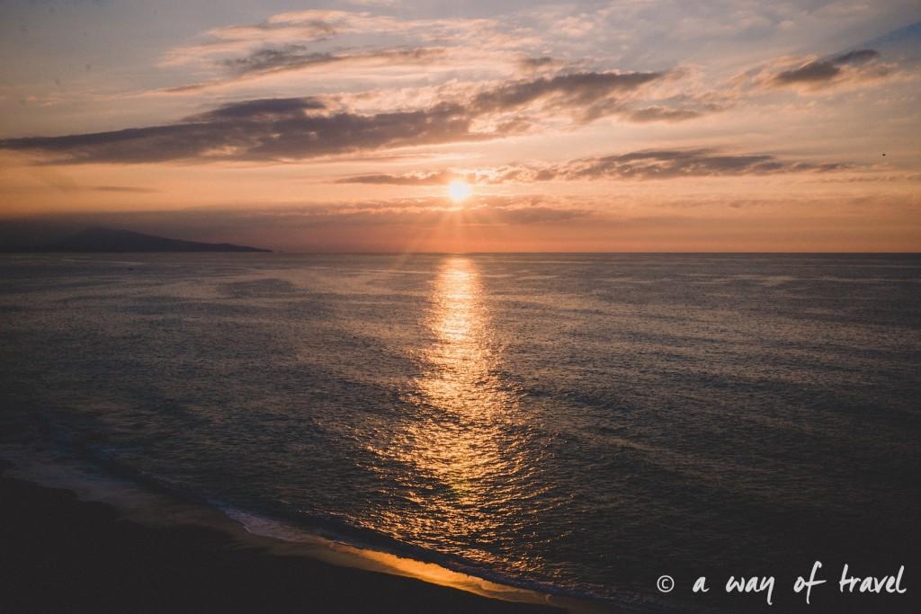 bidart sunset pay basque coucher soleil saint jean de luz baie loyal océan crique guethary blog voyage toulouse 1