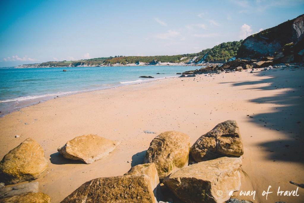 bidart sunset pay basque coucher soleil saint jean de luz baie loyal océan crique guethary blog voyage toulouse 10