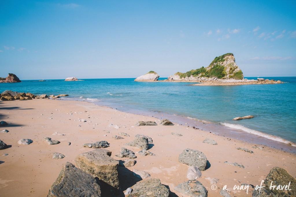 bidart sunset pay basque coucher soleil saint jean de luz baie loyal océan crique guethary blog voyage toulouse 16