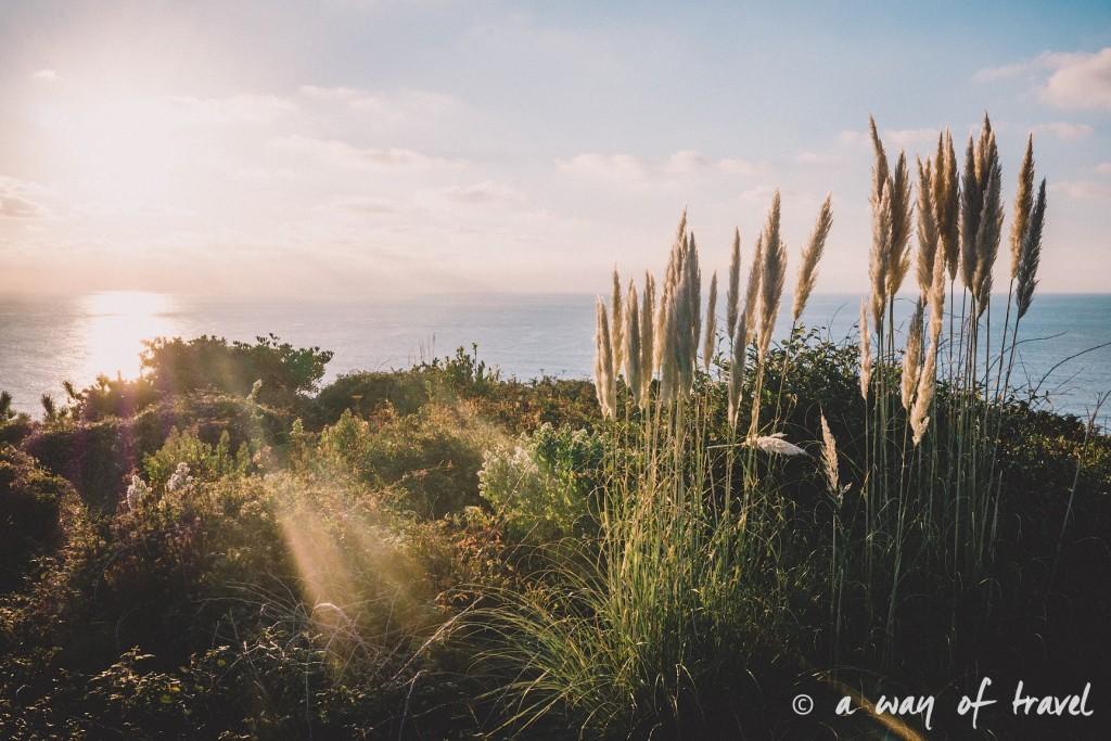 bidart sunset pay basque coucher soleil saint jean de luz baie loyal océan crique guethary blog voyage toulouse 20