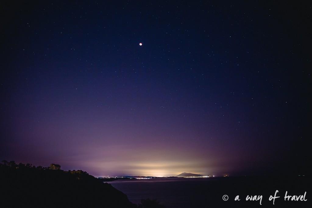 bidart sunset pay basque coucher soleil saint jean de luz baie loyal océan crique guethary blog voyage toulouse 23