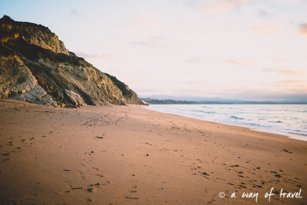bidart sunset pay basque coucher soleil saint jean de luz baie loyal océan crique guethary blog voyage toulouse 32