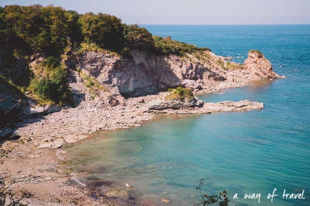 bidart sunset pay basque coucher soleil saint jean de luz baie loyal océan crique guethary blog voyage toulouse 35
