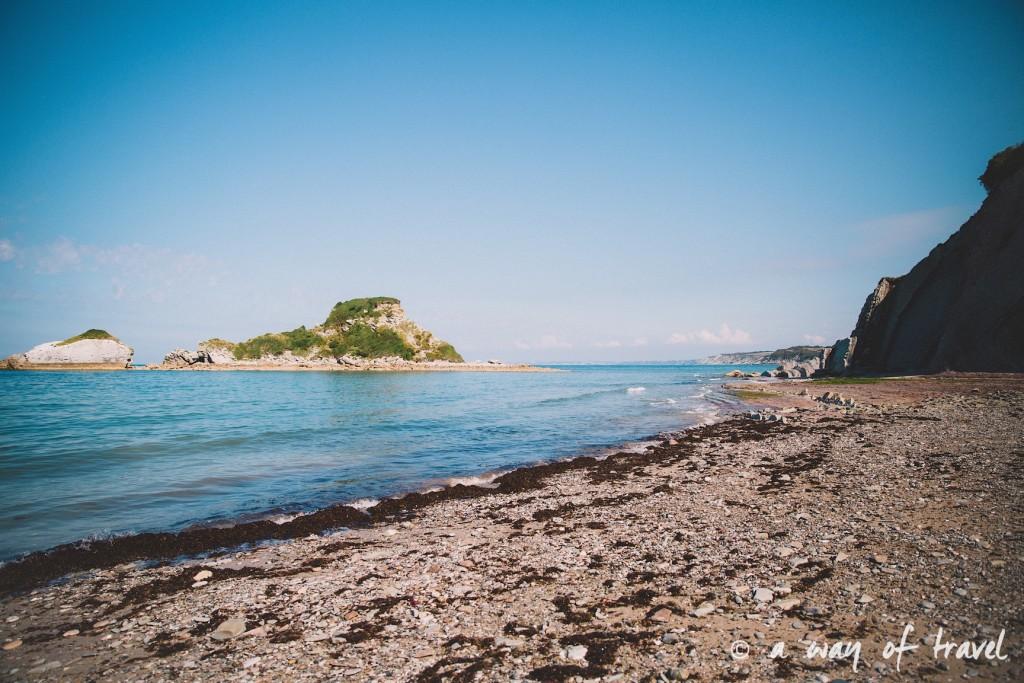 bidart sunset pay basque coucher soleil saint jean de luz baie loyal océan crique guethary blog voyage toulouse 5