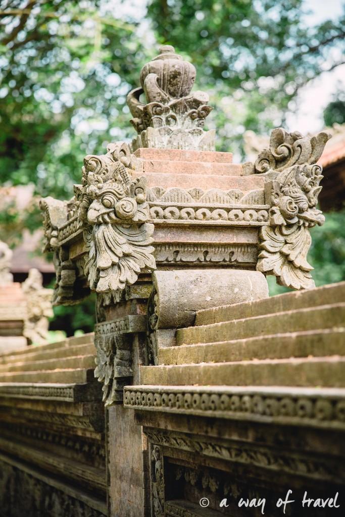 Ubud Bali foret singes monkey forest quoi faire idée touristique 13