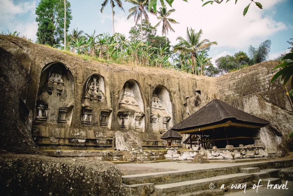 Indonesia Bali quoi faire visit Ubud Gunung Kawi pura