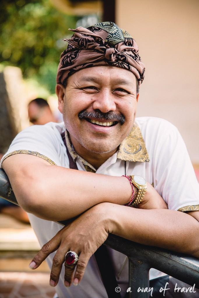 Indonesia Bali quoi faire visit Ubud balinais