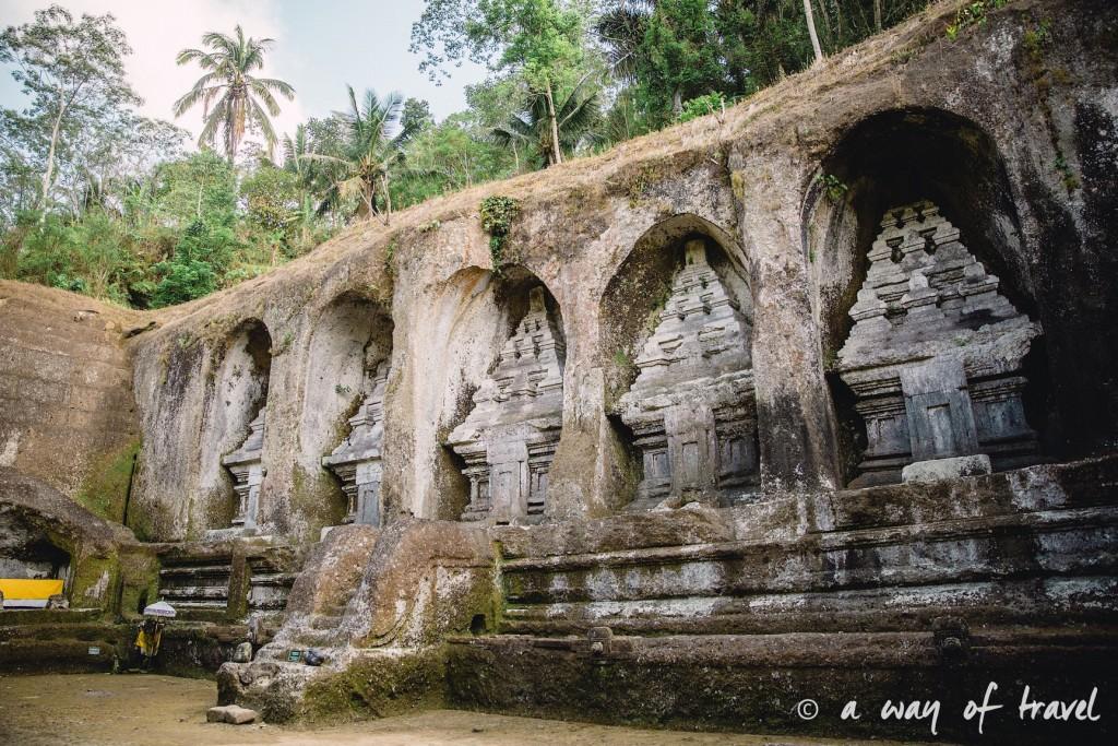 Indonesia Gunung Kawi  pura Bali quoi faire visit Ubud