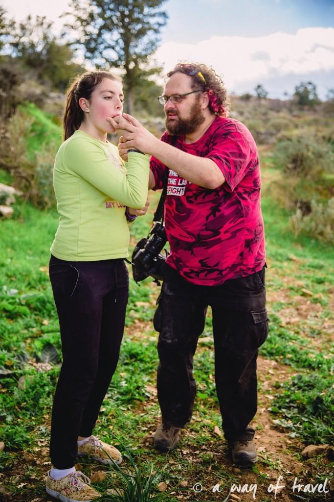 The Shepherd's Shelter Mount Ida apprendre a siffler avec des glands Crete-141