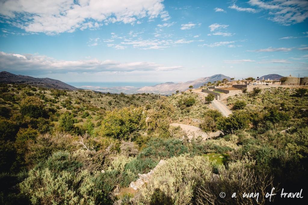 The Shepherd's Shelter Mount Ida fromage Crete-105