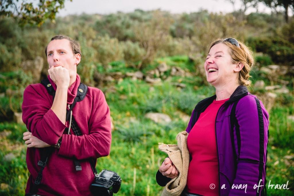 The Shepherd's Shelter Mount Ida siffler avec glands Crete-137