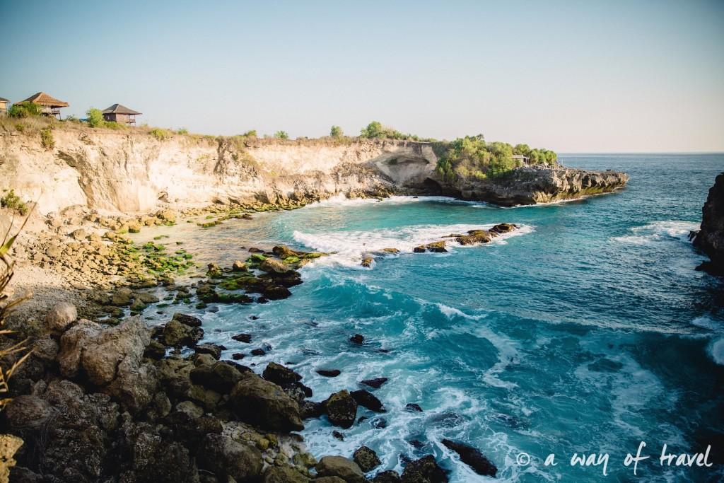 Visit Bali Indonesie Nasi Lembongan blue lagon