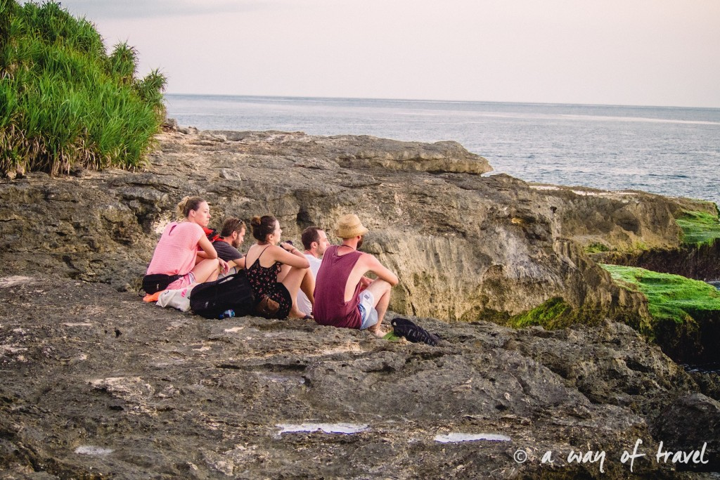 Visit Bali Indonesie Nasi Lembongan devil tears