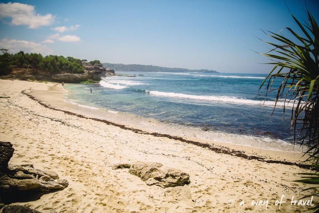 Visit Bali Indonesie Nasi Lembongan dream beach