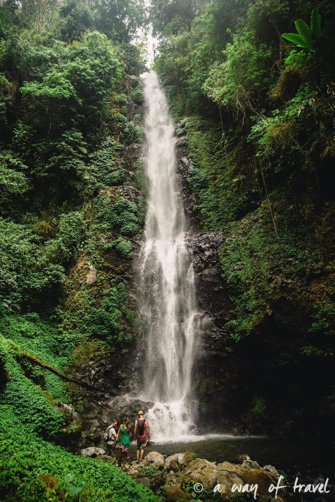 bali indonesie visiter munduk chute waterfall 6