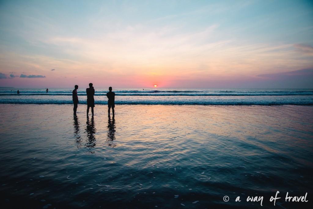 coucher de soleil bali indonesie visiter luta coucher soleil 18