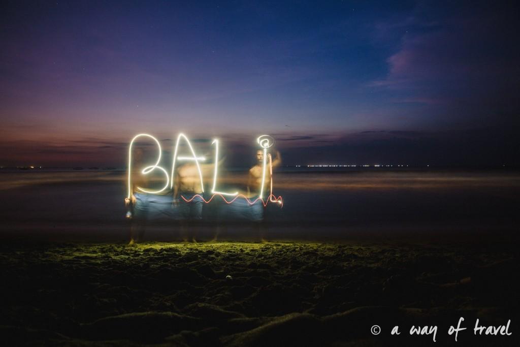 lightpainting bali indonesie visiter luta coucher soleil 9
