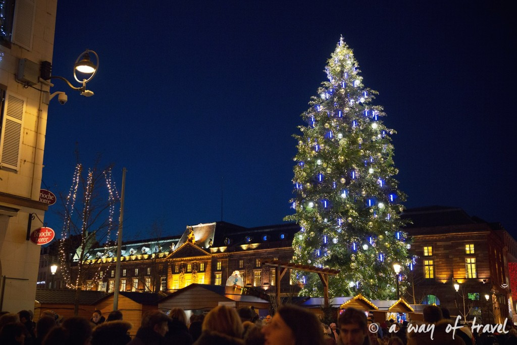 visit strasbourg marche noel christmas market capitale sapin place kleber illumination