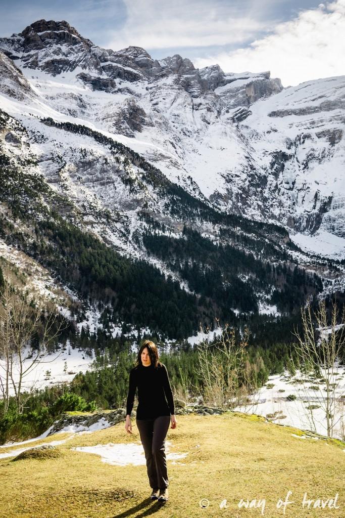 Randonnée neige raquette cirque garantie pyrenees montagne 24