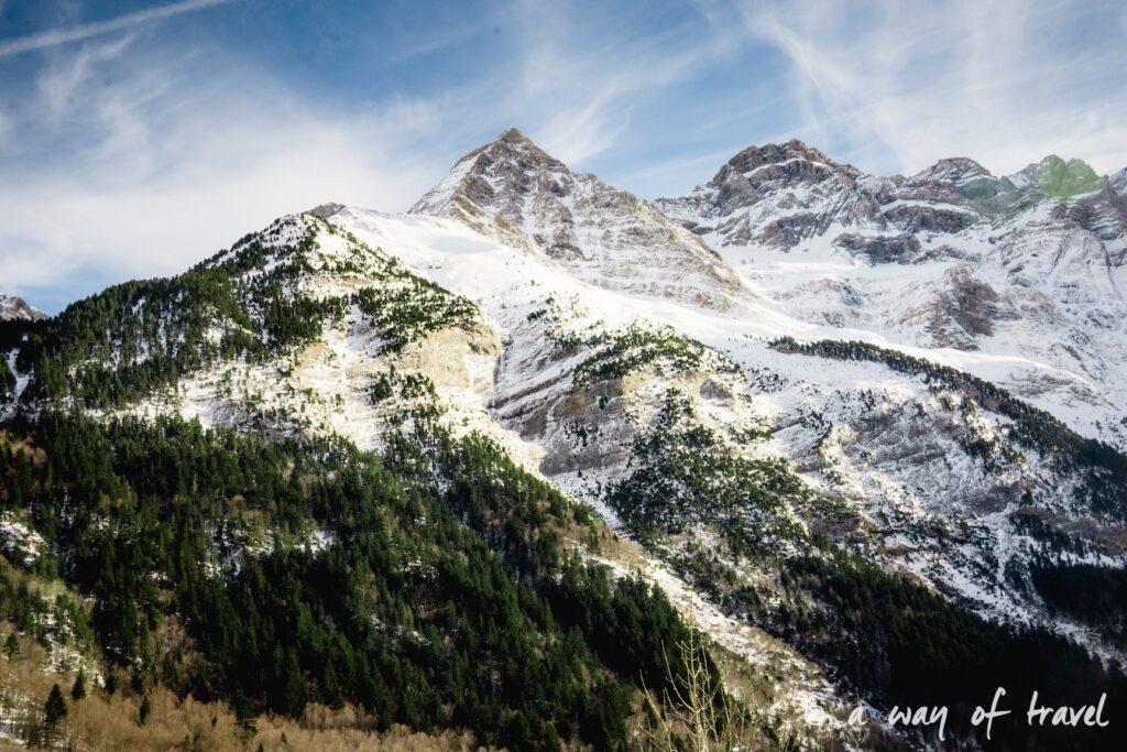 Randonnée neige raquette cirque garantie pyrenees montagne 28