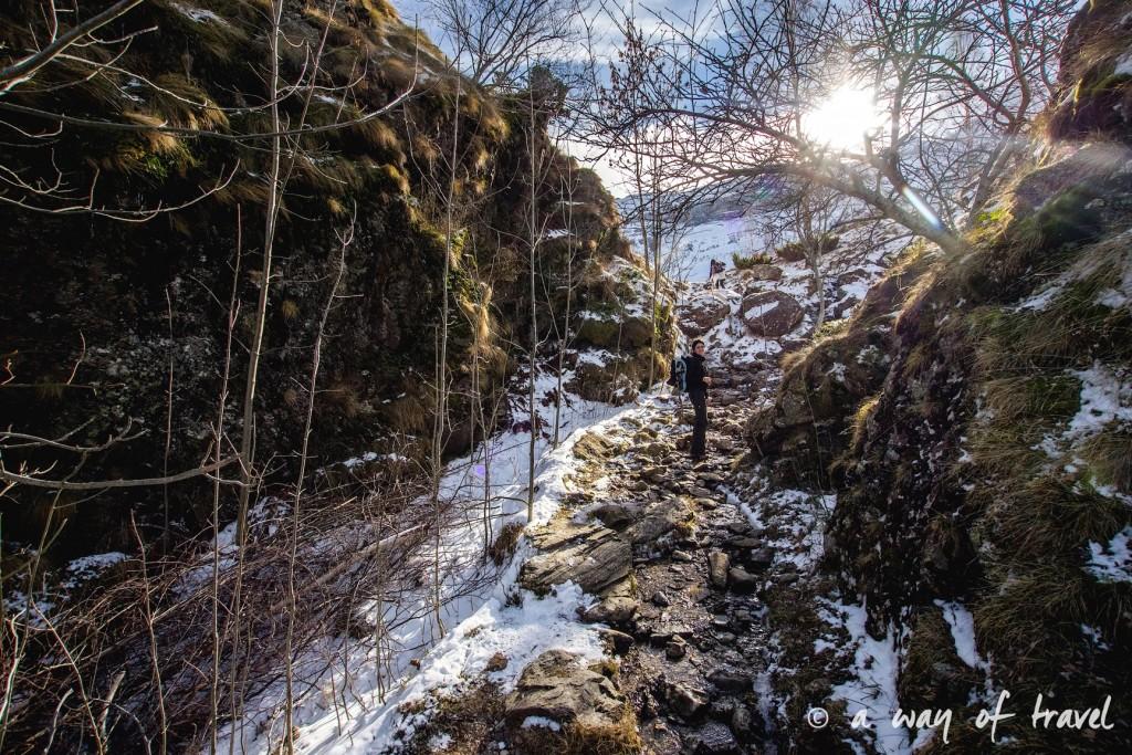 Randonnée neige raquette cirque garantie pyrenees montagne 6