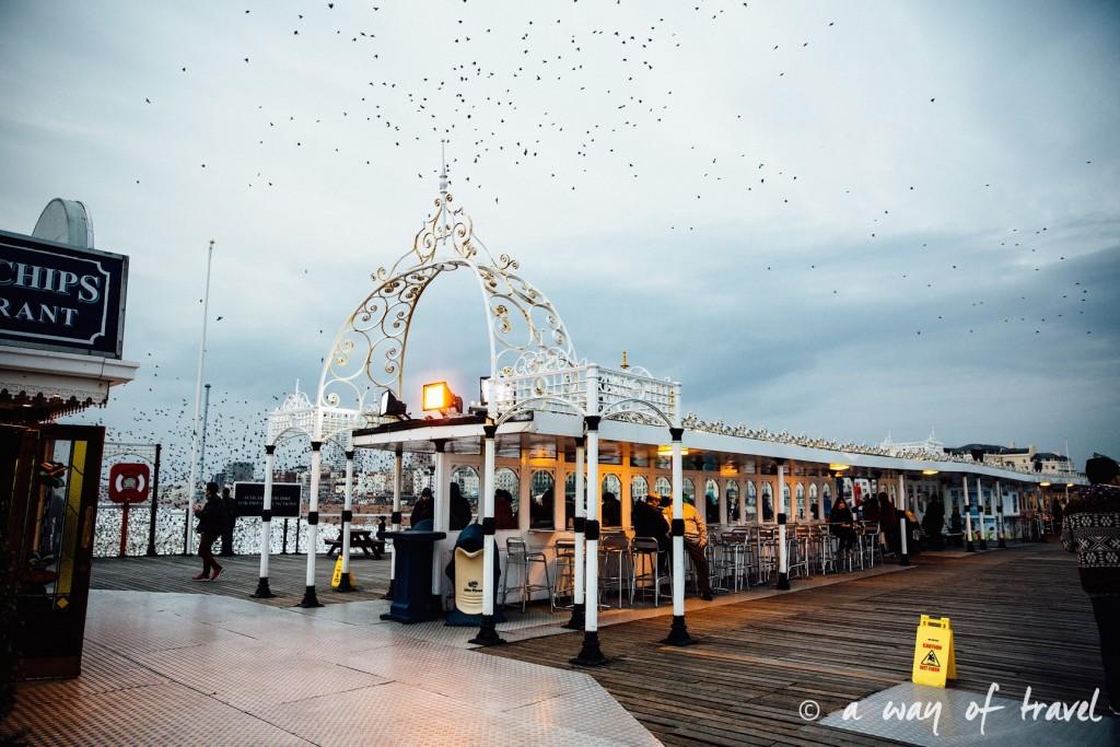 a way of travel blog voyage brighton angleterre visiter a voir 70 pier
