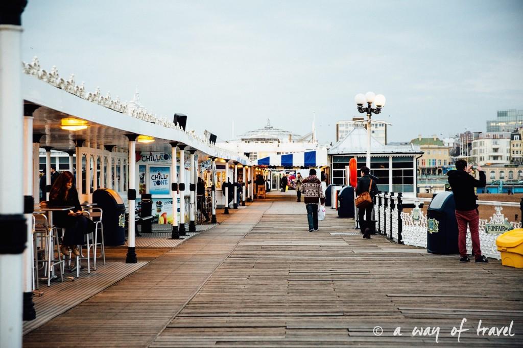 a way of travel blog voyage brighton angleterre visiter a voir 71 pier