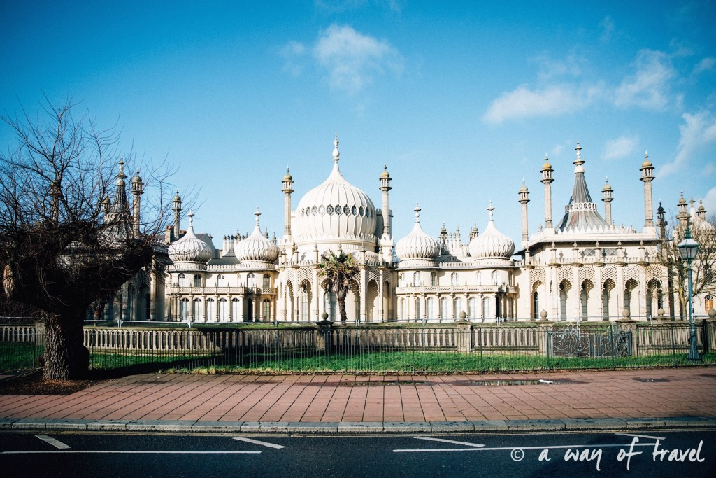 a way of travel blog voyage brighton angleterre visiter a voir 82 royal pavillon
