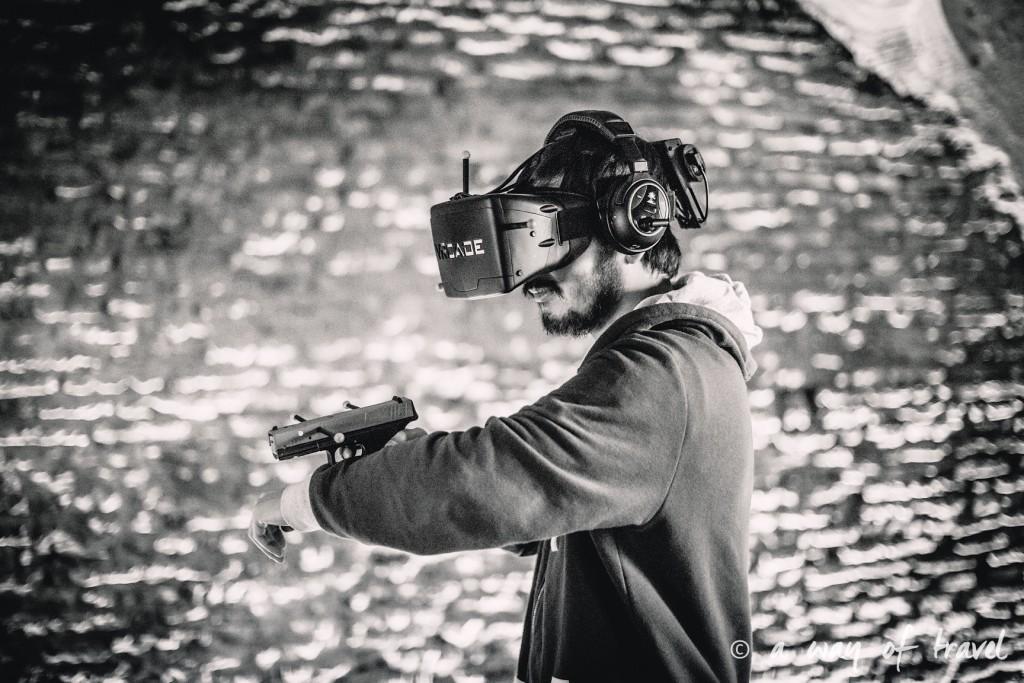 Bar toulouse réalité virtuelle avalon pub zombie gaming 13