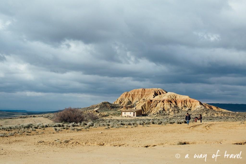 Bardenas Reales Parc naturel Espagne Road trip San Sebastian photos 5