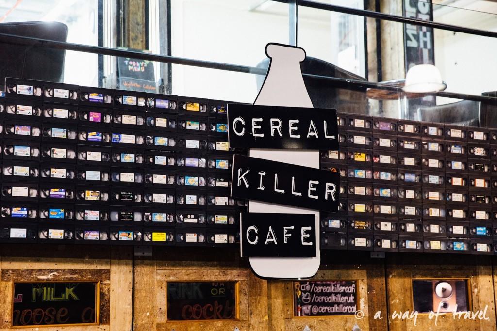 londres visiter a voir camden cereal killer cafe-18