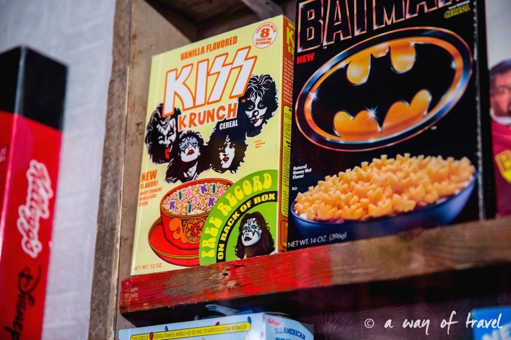 londres visiter a voir camden cereal killer cafe-9