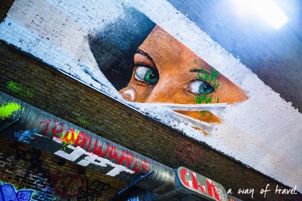 londres visiter a voir muséum histoire naturelle dodo tunnel banksy street art tags-2