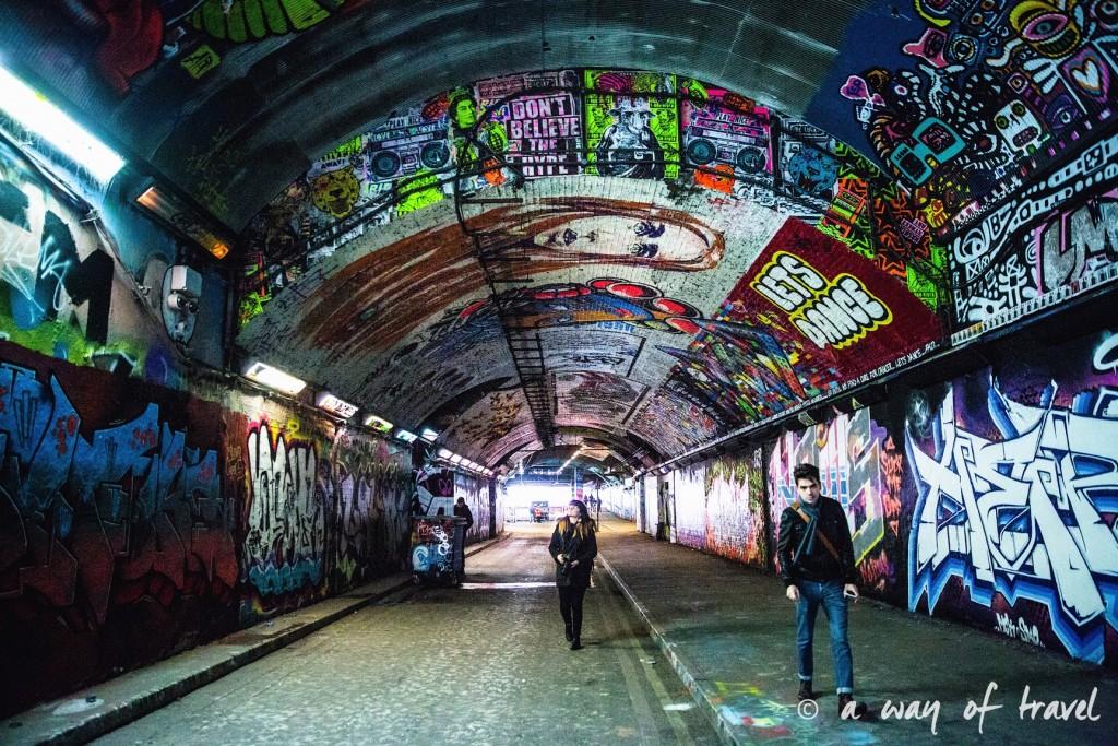 londres visiter a voir muséum histoire naturelle dodo tunnel banksy street art tags-6