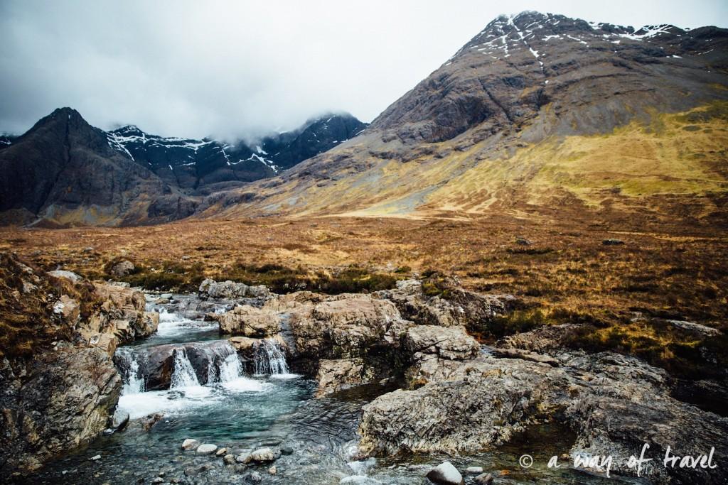 Ecosse visit scotland roadtrip isle skye blog fairy pools 24
